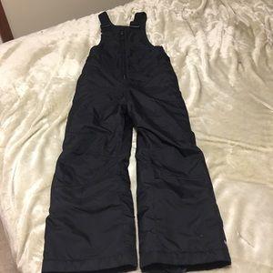 Columbia omnitech snow suit :: kids size 7/8